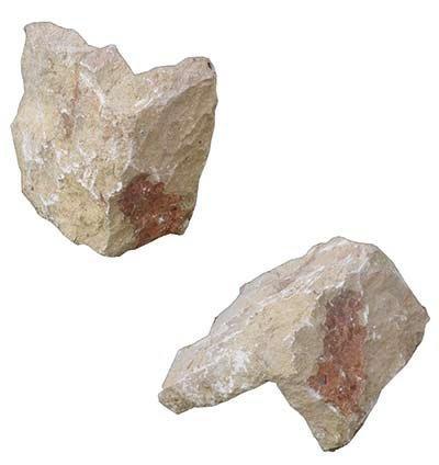 Γωνίες πωρόλιθων Συρίας - Φυσικά Πετρώματα