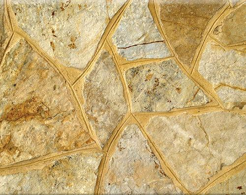 ΡΟΥΜΑΝΙΑΣ, ΚΙΤΡΙΝΟ - Ακανόνιστη πέτρα χωρίς λεία επιφάνεια - Φυσικά Πετρώματα