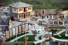 Εκθεσιακοί χώροι Batzolis Θυρεός Stone