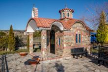 Εκκλησάκι στο Ωραιόκαστρο Θεσσαλονίκης