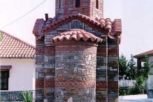 Πετρόχτιστο εκκλησάκι