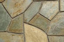 ΚΑΡΥΣΤΟΥ - Ελληνικός ακανόνιστος σχιστόλιθος με λεία επιφάνεια- Φυσικά Πετρώματα