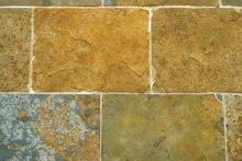 ΣΑΒΒΑΝΑ - Κομμένα ινδικά πλακίδια - Φυσικά Πετρώματα