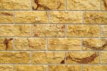 Πωρόλιθος σκούρος κίτρινος - Φυσικά Πετρώματα