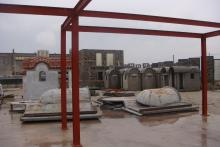 Batzolis Θυρεός Stone - Χώροι Παραγωγής