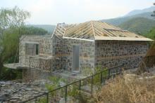 Πέτρινο σπίτι στην Κόνιτσα